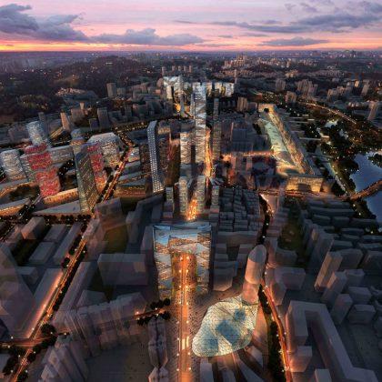 MAX Architects project Sungang Qingshuihe