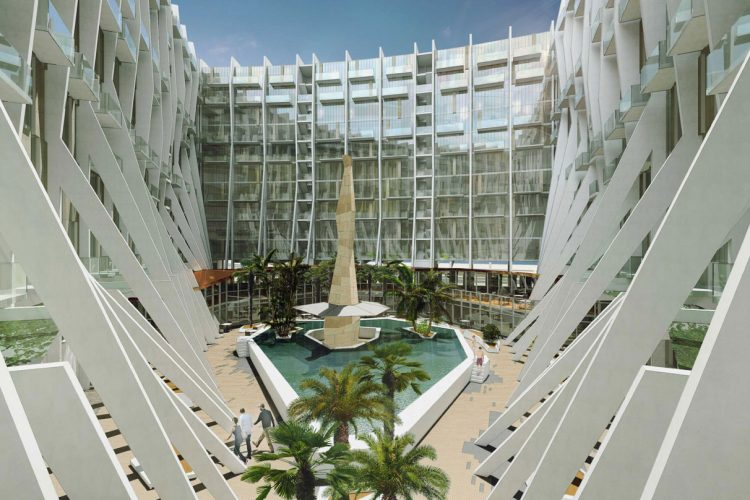 MAX Architects projects Katara