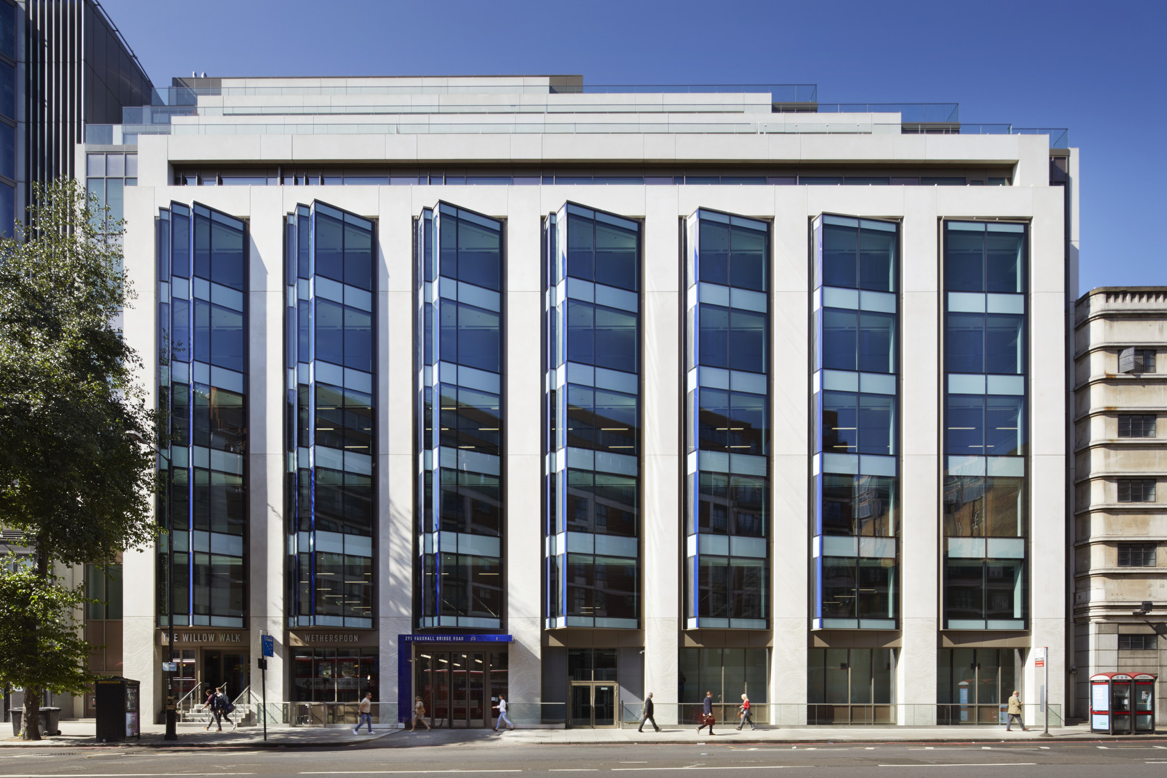 25 Wilton Road Completes | MAX Architects