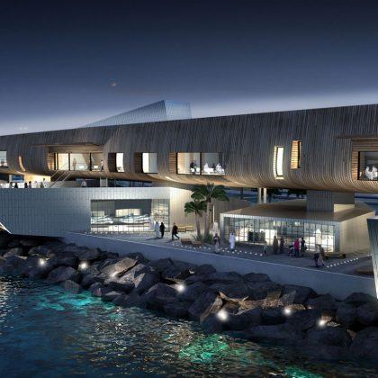 MAX Architects project Khalifa Bridge